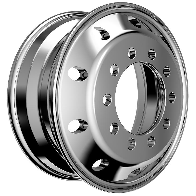 7.5*6.75 Aluminum Alloy Wheels