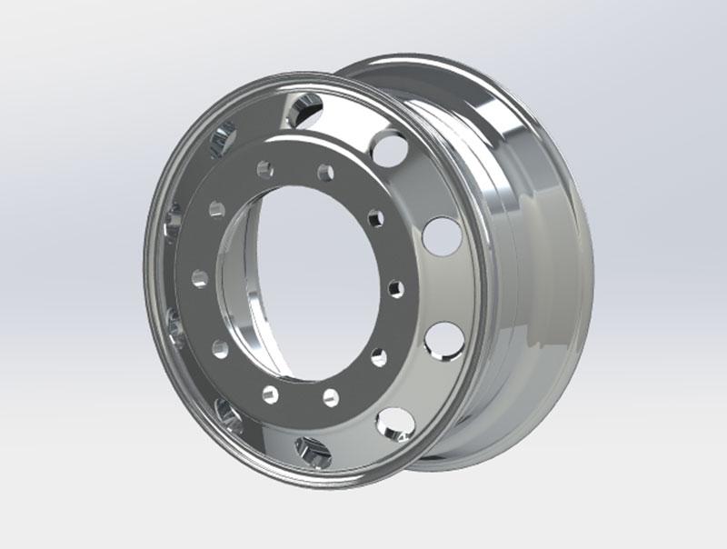 17.5*6.0 Aluminum Alloy Wheels