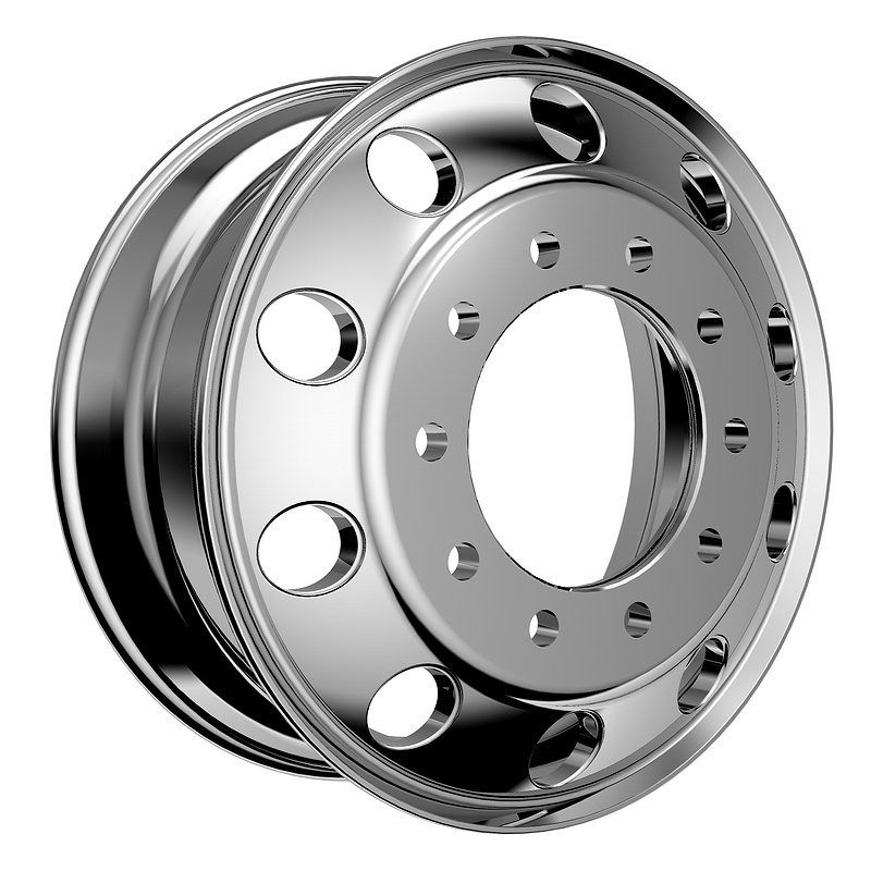 China Flow Formed Aluminum Alloy Wheels