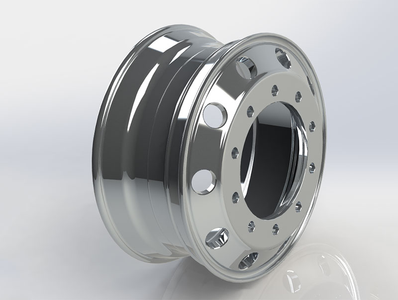 OEM Casting Aluminum Wheels