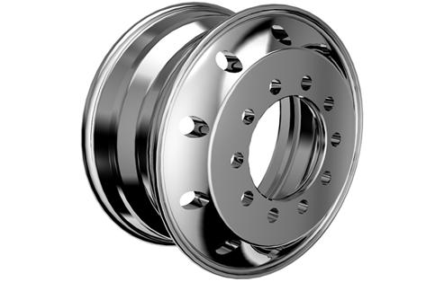 22.5*8.25 Aluminum Alloy Wheels