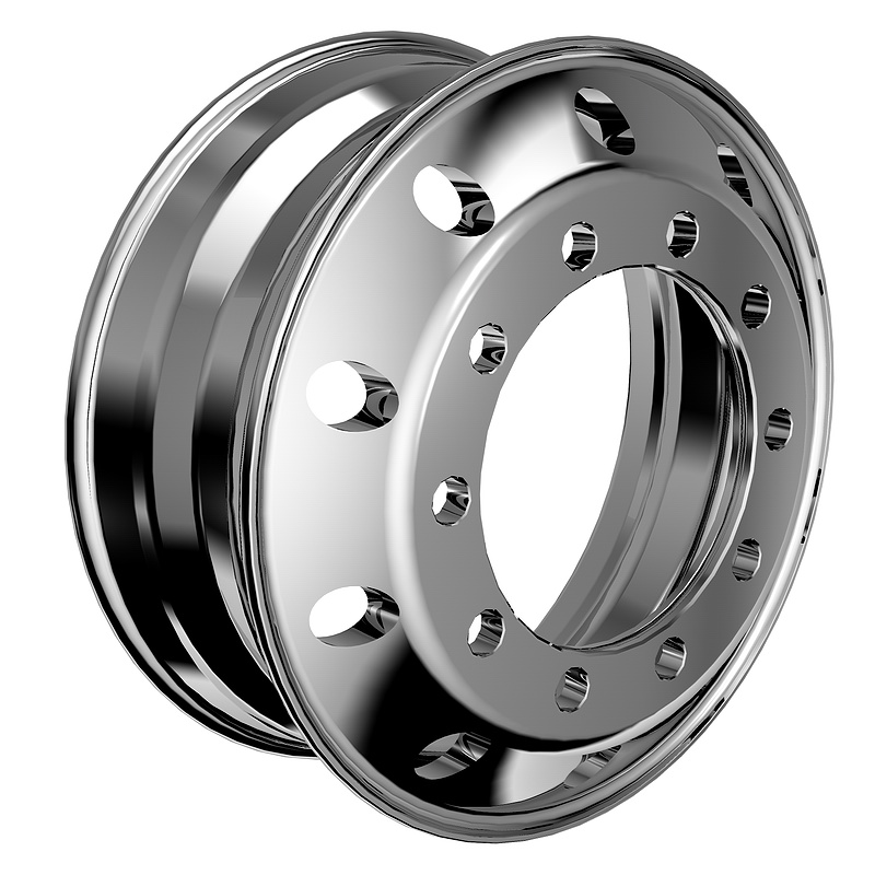 Diegowheels 22.5*7.5 Casting Low Pressure Aluminum Alloy Wheels