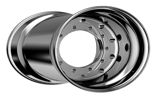 7.5*6.75 Aluminum Alloy Wheels Design