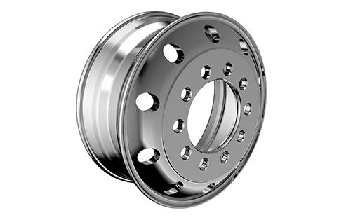 Aluminum Alloy Wheel Processing Technology