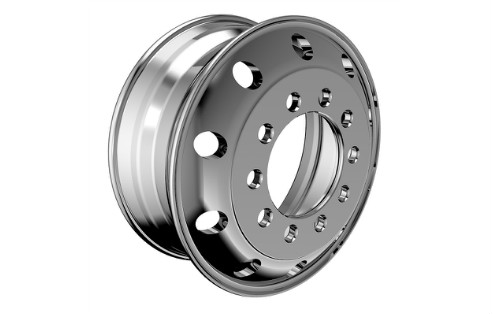 Five Forming Processes of Aluminum Alloy Wheels