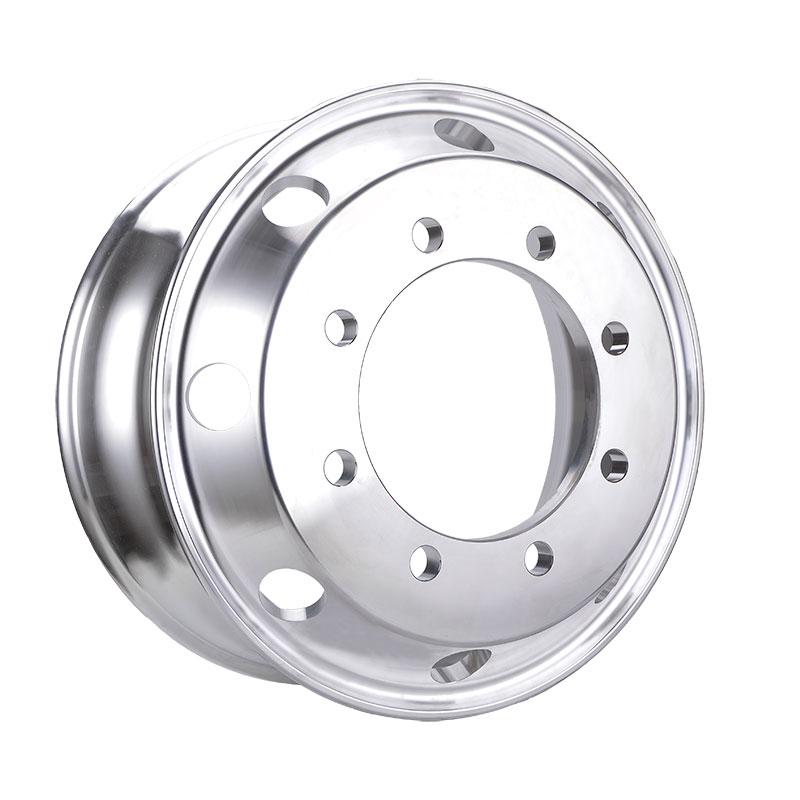 Diegowheels 17.5*6.75 Casting Flow Formed Aluminum Alloy Wheels
