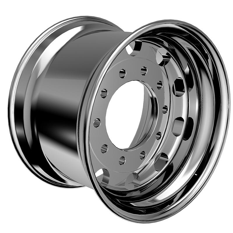 Diegowheels 22.5*11.75 Casting Flow Formed Aluminum Alloy Wheels