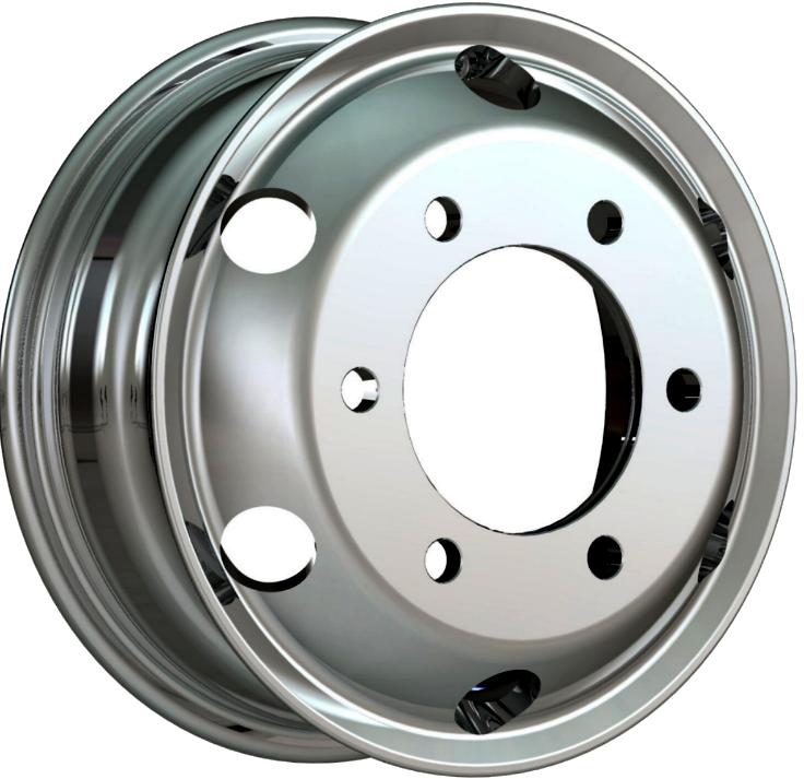 Diegowheels 16*6.5 Casting Flow Formed Aluminum Alloy Wheels