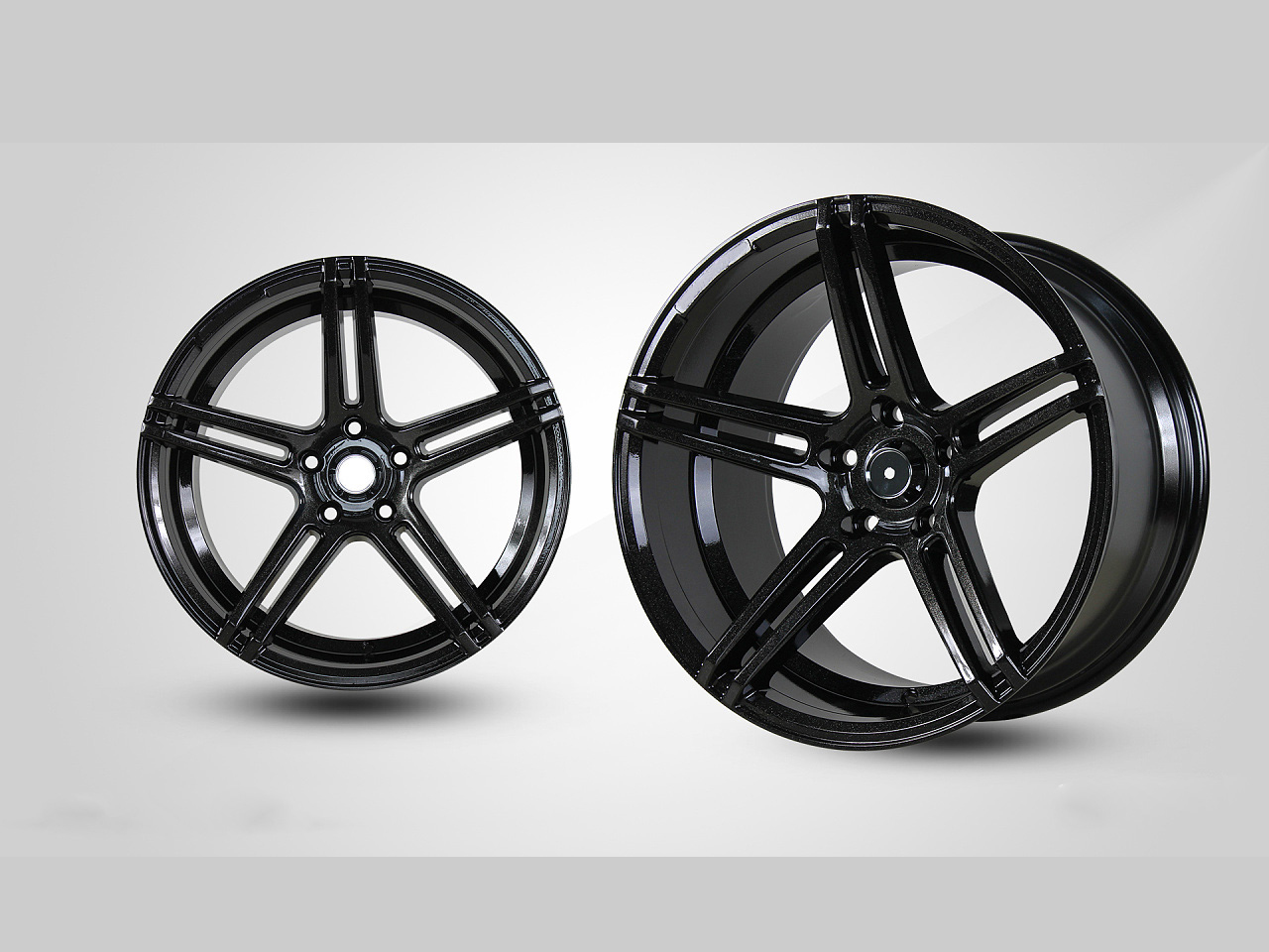 16-28 inches wheels aluminum alloy wheels a4