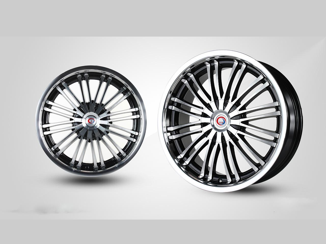 16-28 inches wheels aluminum alloy wheels a17